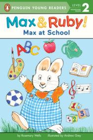 Max at School