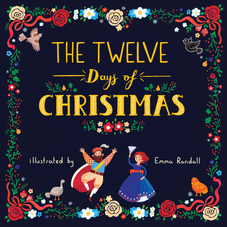 Twelve Days Of Christmas Book.The Twelve Days Of Christmas 9780515157635 Penguinrandomhouse Com Books