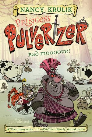 Bad Moooove! #3 by Nancy Krulik