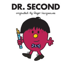 Dr. Second Cover
