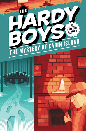 Hardy Boys 08: The Mystery of Cabin Island
