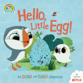 Hello, Little Egg!