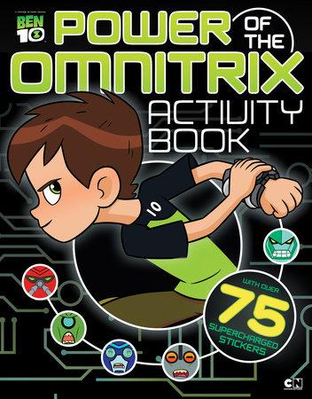 Power of the Omnitrix Activity Book