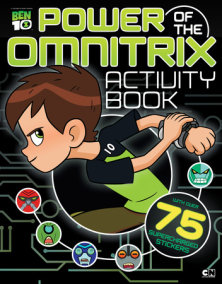 Power of the Omnitrix Activity Book