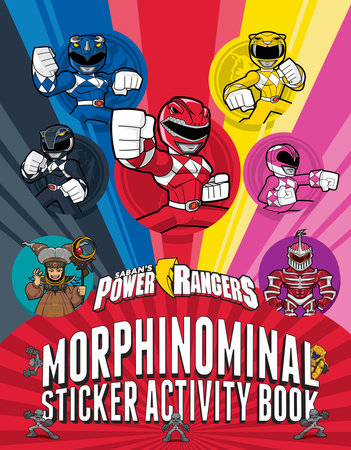 Morphinominal Sticker Activity Book
