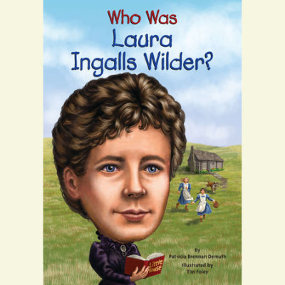 Who Was Laura Ingalls Wilder? cover