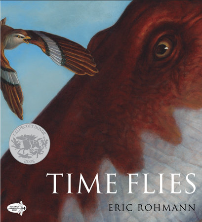 Time Flies by Eric Rohmann