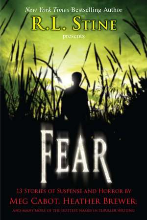 Fear: 13 Stories of Suspense and Horror by