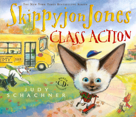 Skippyjon Jones, Class Action by Judy Schachner
