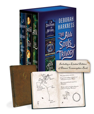 All Souls Trilogy Boxed Set by Deborah Harkness