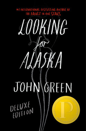 Looking for Alaska Special 10th Anniversary Edition Book Cover Picture