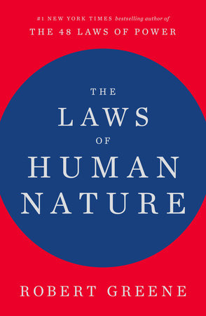 The Laws of Human Nature by Robert Greene