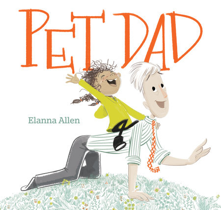 Pet Dad by Elanna Allen
