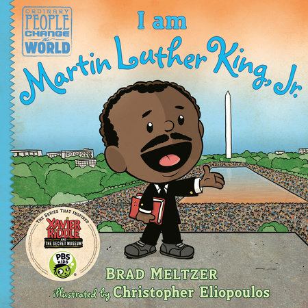 I am Martin Luther King, Jr.