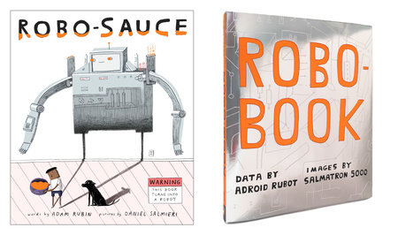 Robo-Sauce by Adam Rubin