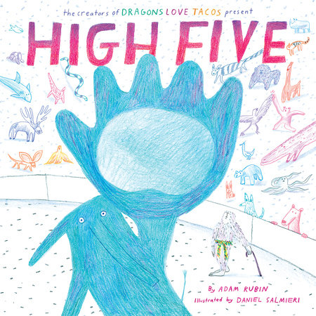 High Five by Adam Rubin