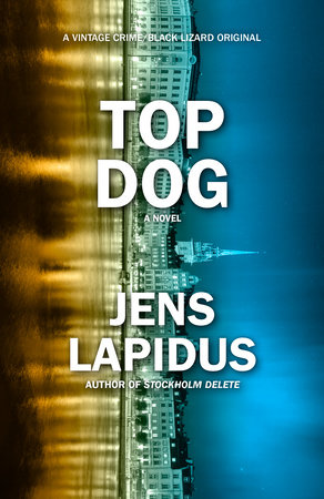 Top Dog by Jens Lapidus