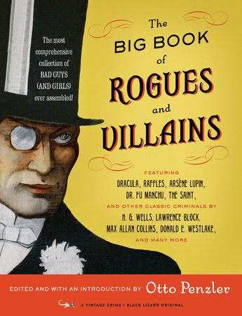The Big Book of Rogues and Villains by