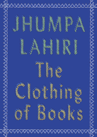 The Clothing of Books Book Cover Picture