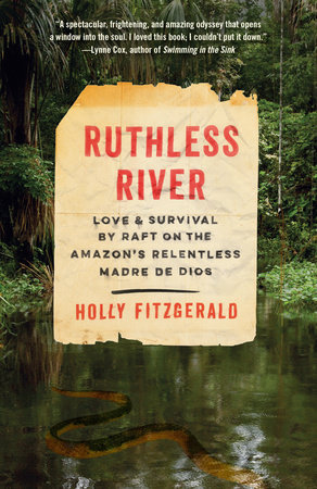 Ruthless River Book Cover Picture