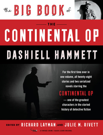 The Big Book of the Continental Op by Dashiell Hammett