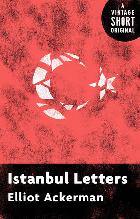 Istanbul Letters Book Cover Picture