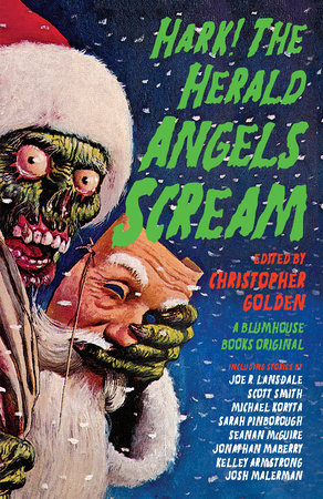 The cover of the book Hark! The Herald Angels Scream