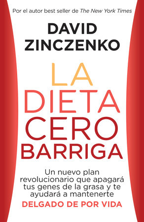 La dieta cero barriga by David Zinczenko