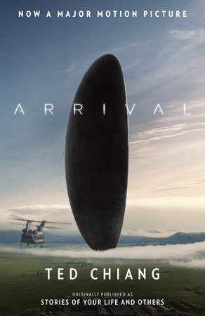 The cover of the book Arrival (Stories of Your Life MTI)