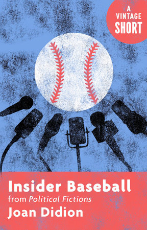 The cover of the book Insider Baseball