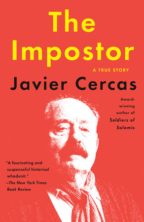 The Impostor by Javier Cercas