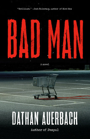 The cover of the book Bad Man