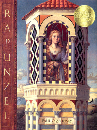 Rapunzel Book Cover Picture