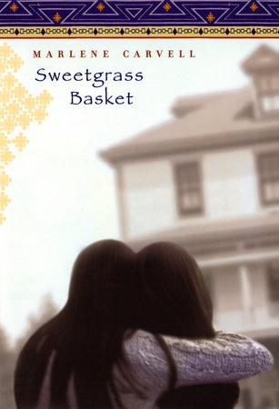Sweetgrass Basket by Marlene Carvell