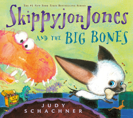 Skippyjon Jones and the Big Bones
