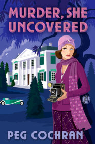 Murder, She Uncovered