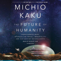 The Future of Humanity Cover