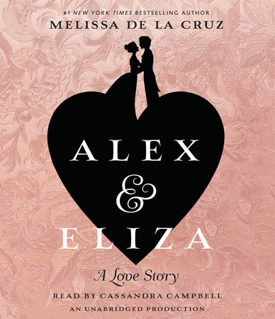 Alex and Eliza: A Love Story cover