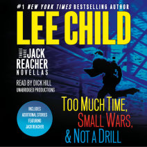 Three More Jack Reacher Novellas Cover