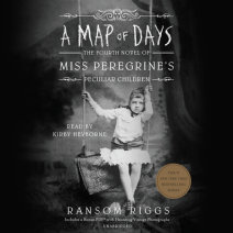 A Map of Days Cover
