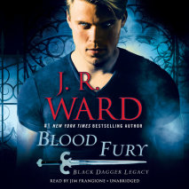Blood Fury Cover