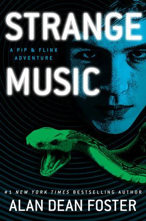 Strange Music by Alan Dean Foster