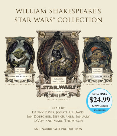 William Shakespeare's Star Wars Collection cover