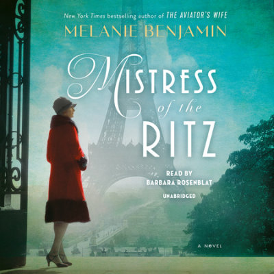 Mistress of the Ritz cover