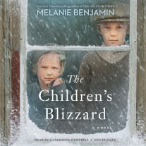 The Children's Blizzard Cover