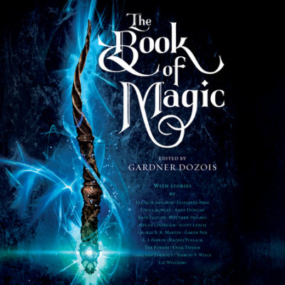 The Book of Magic cover