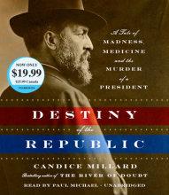 Destiny of the Republic Cover