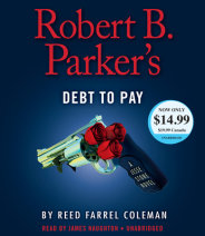 Robert B. Parker's Debt to Pay Cover