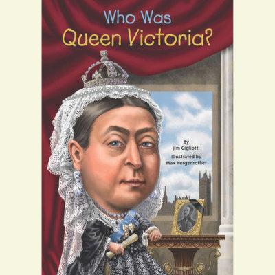 Who Was Queen Victoria? cover