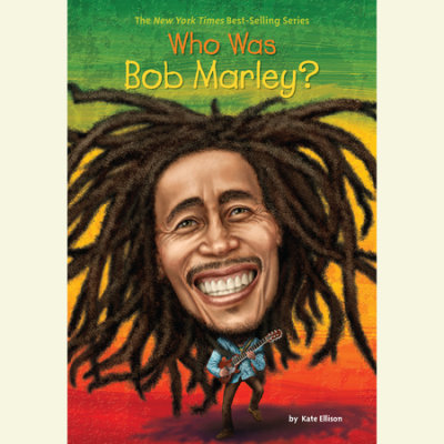 Who Was Bob Marley? cover
